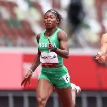 Tokyo 2020: Nwokocha Through To Women's 200m Semi-Finals