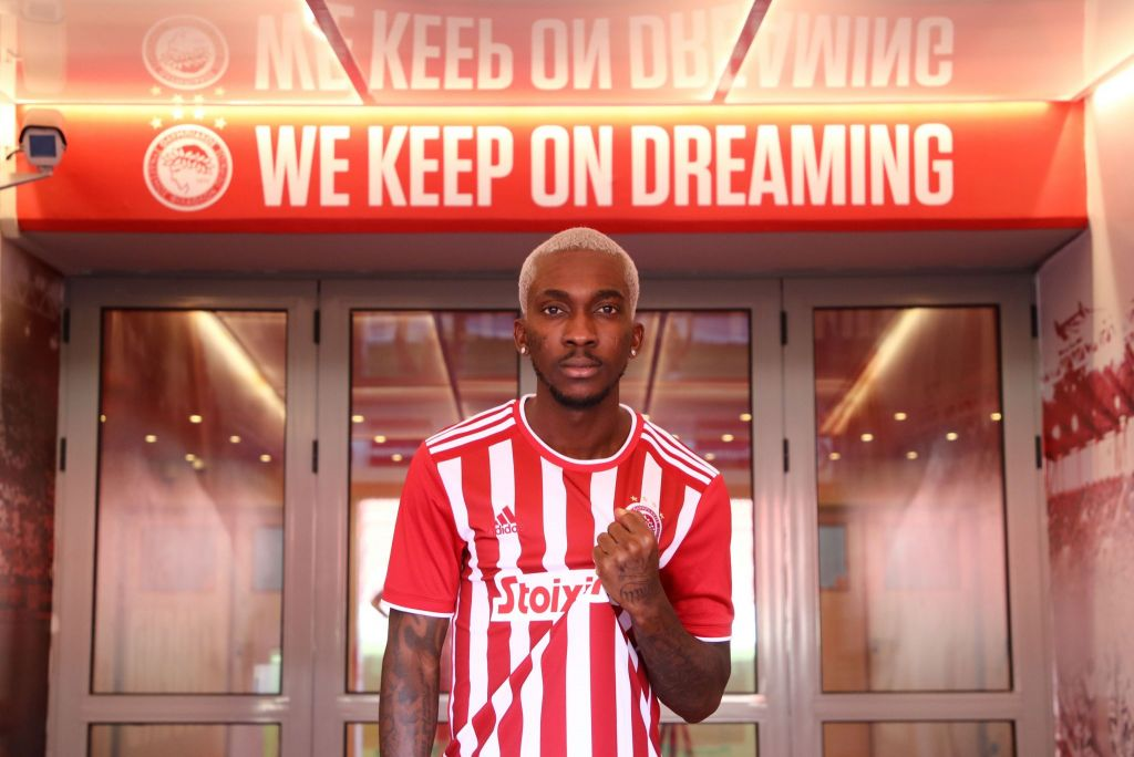 Done Deal: Onyekuru Joins Olympiacos On Four-Year Contract