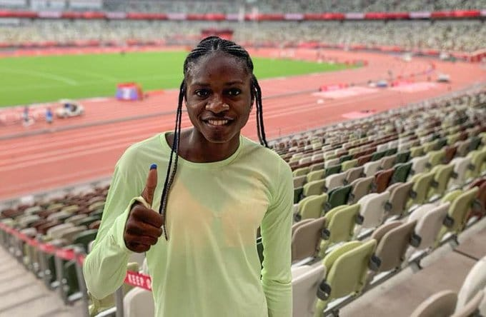 Tokyo 2020: Okagbare Loses 200m African Record To Namibian, Mboma