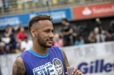 Futebol do Red Bull Neymar Jr. Five PSG-5-A-Side