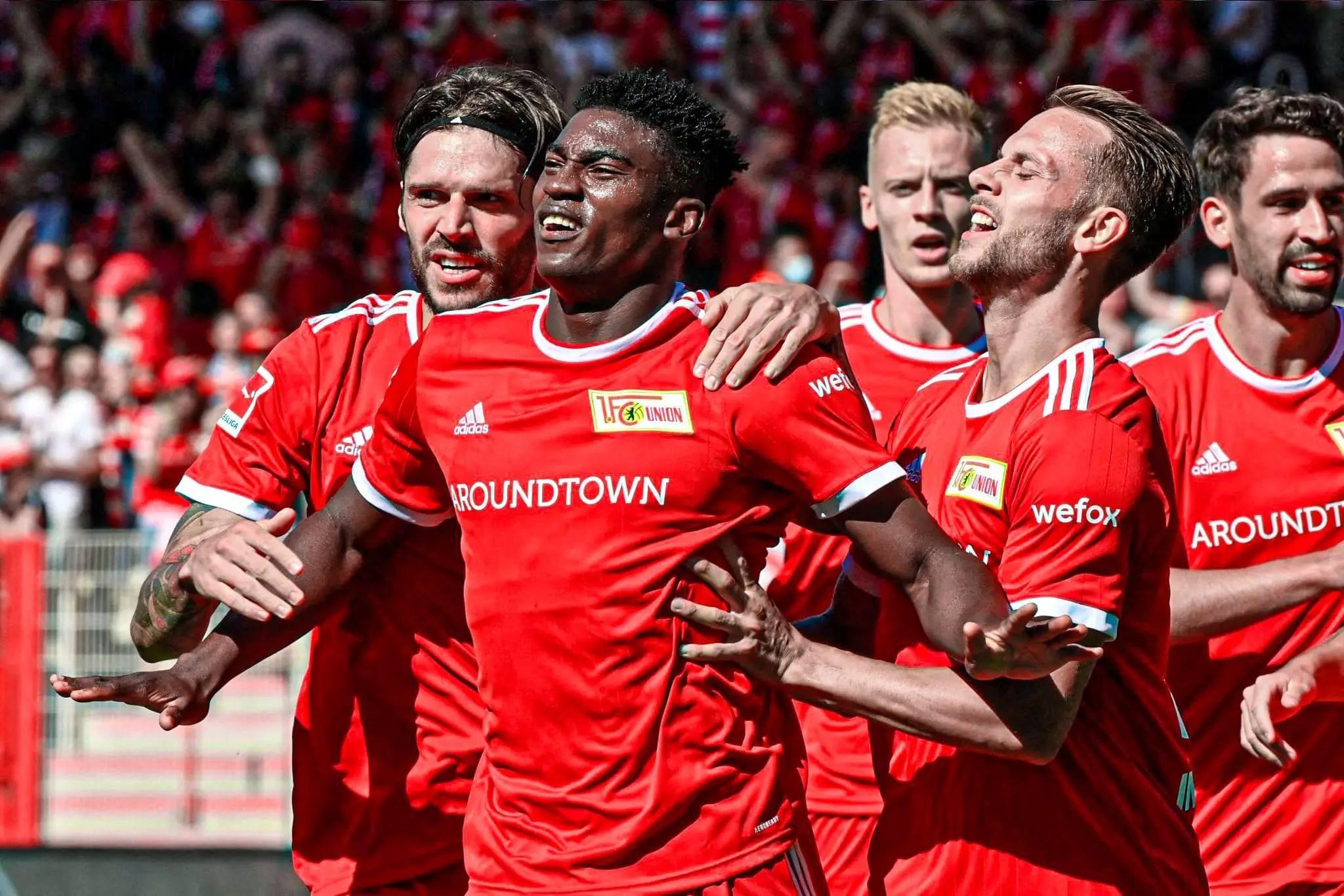 Awoniyi On Target In Union Berlin Home Draw Vs Leverkusen