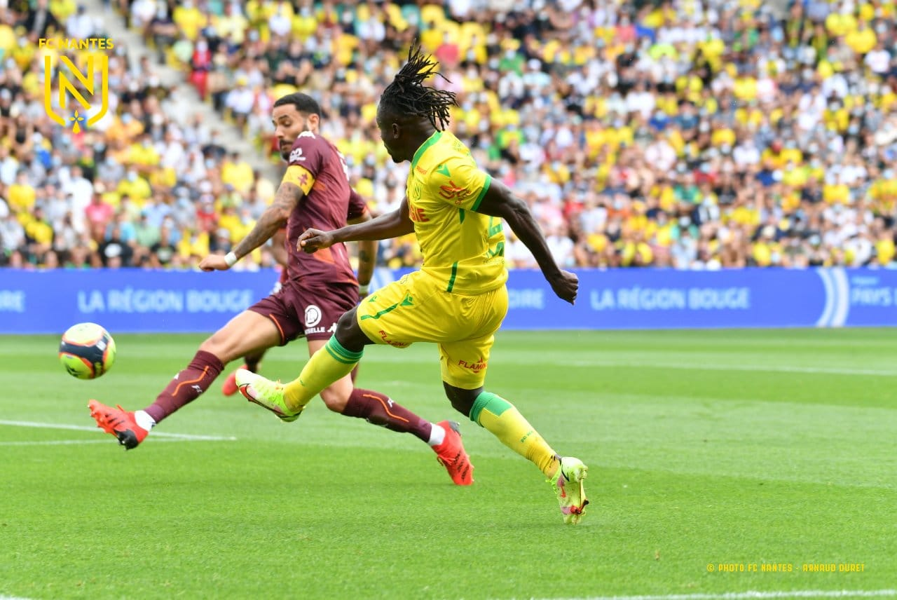Ligue 1: Simon Bags Double Assists As Nantes Claim First League Win