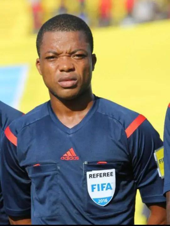 2022 World Cup Qualifier: Togo Referee To Officiate Nigeria Vs Liberia Clash