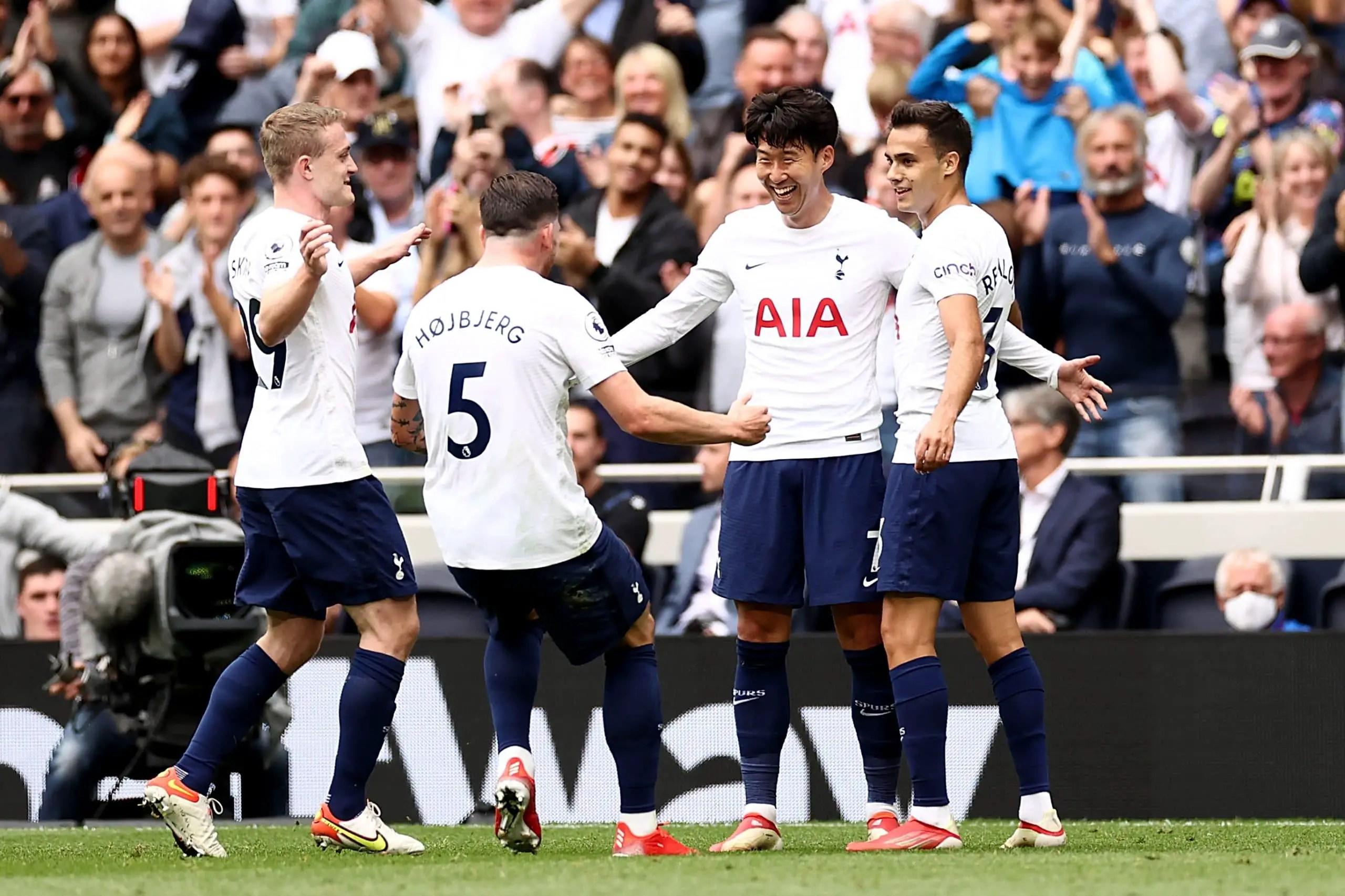 Premier League: Troost-Ekong, Etebo, Dennis In  Action As Watford Fall To Tottenham