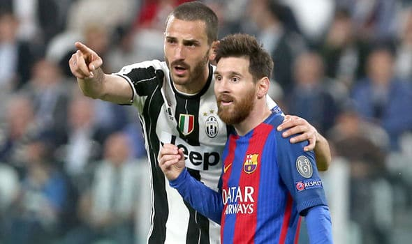 Ronaldo Would Have Stayed At Juve Even If Messi Didn't Leave Barca -Bonucci