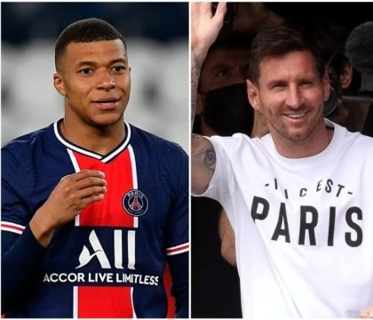 Let Me Go, I Don't Want To Play With Messi -Mbappe