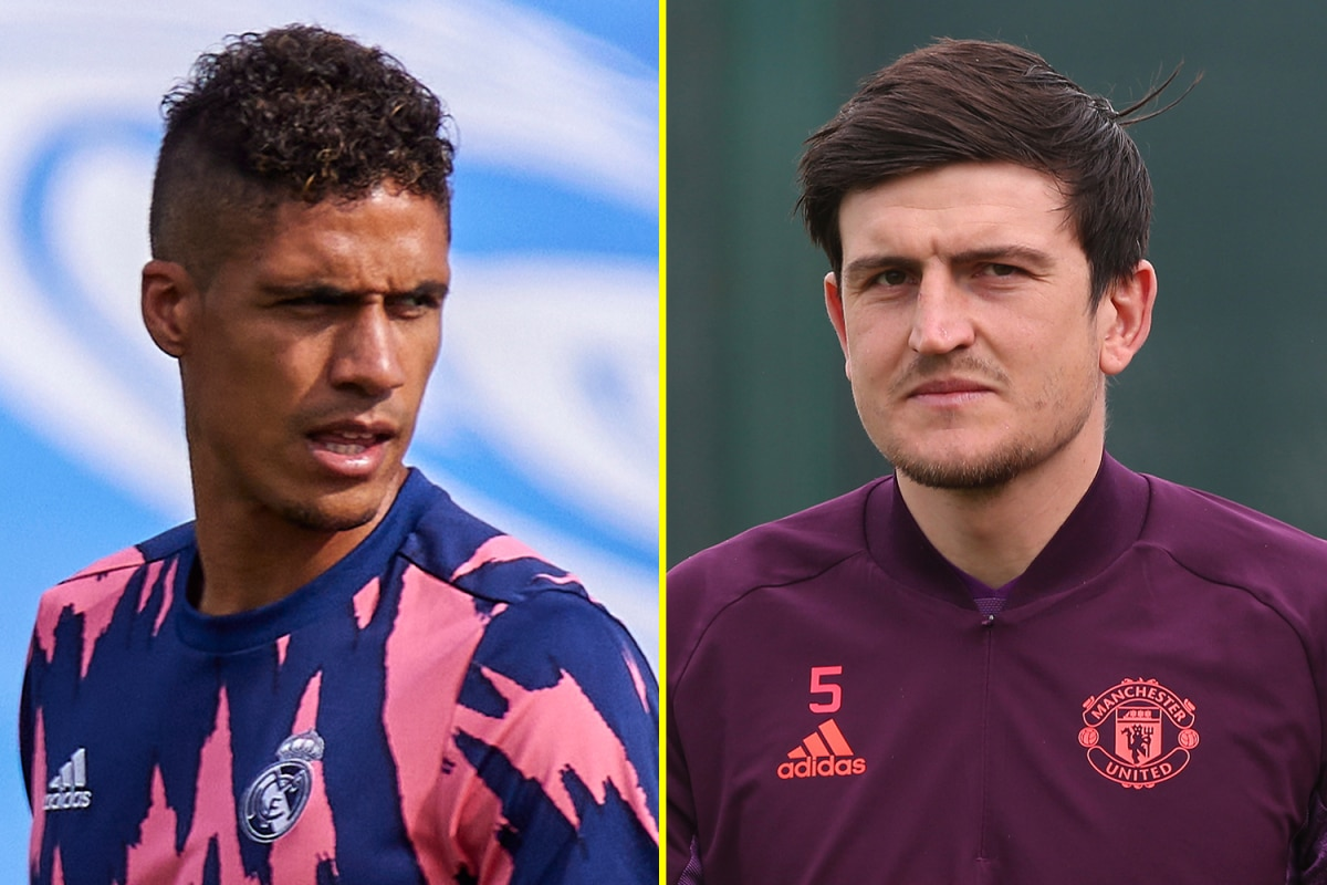 Varane, Maguire Combo Will Be Solid For Man United -Pires