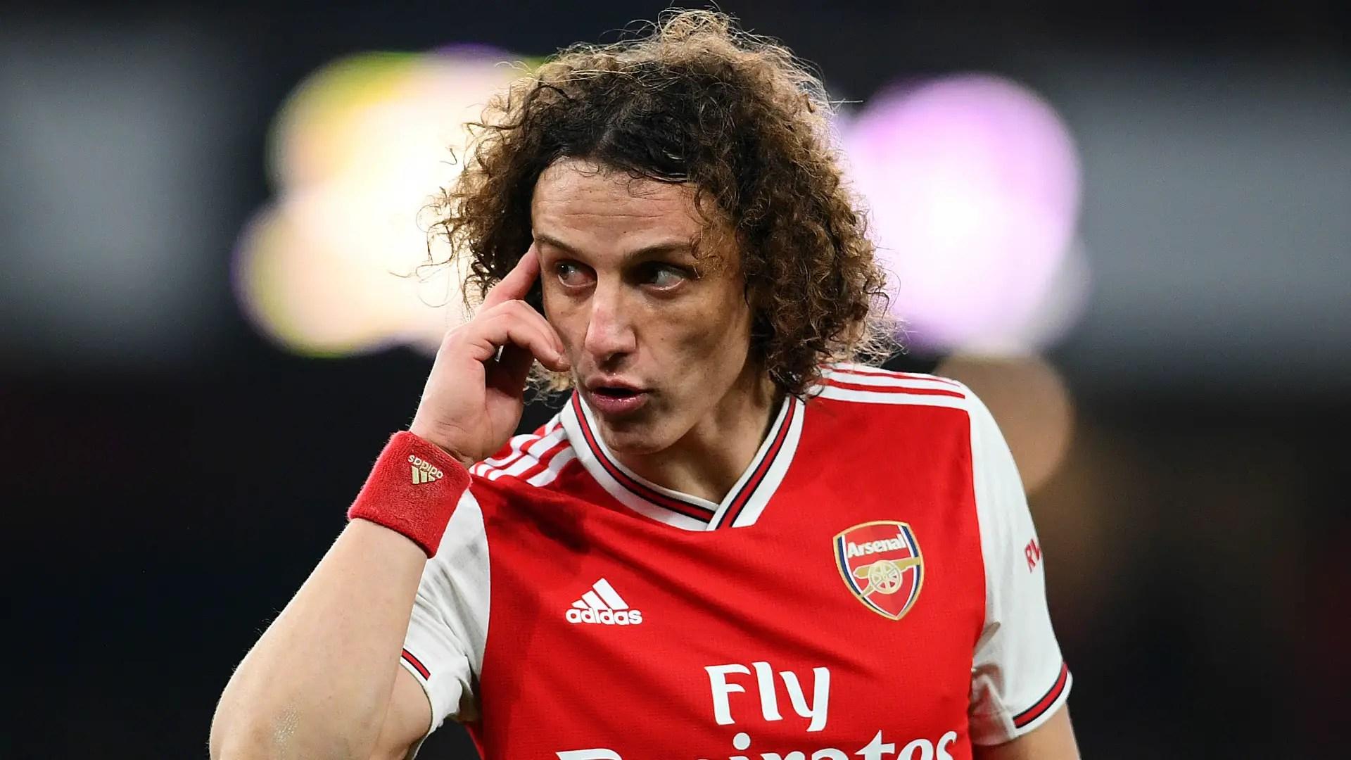 Why I Left Arsenal -Luiz
