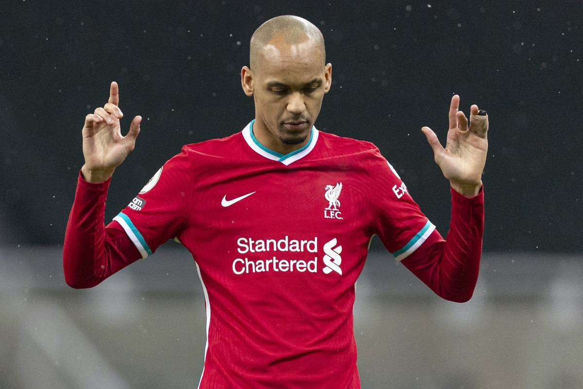 EPL: Liverpool Good To Compete With Man City, Chelsea, Man United -Fabinho