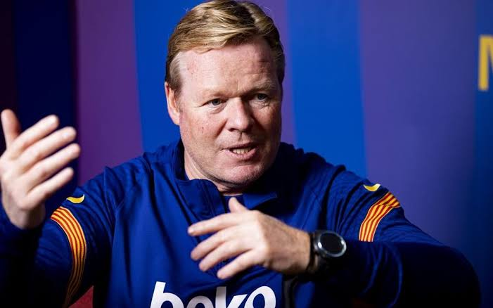 It Will Be Difficult To Compete With PSG, Man United's Financial Power -Koeman