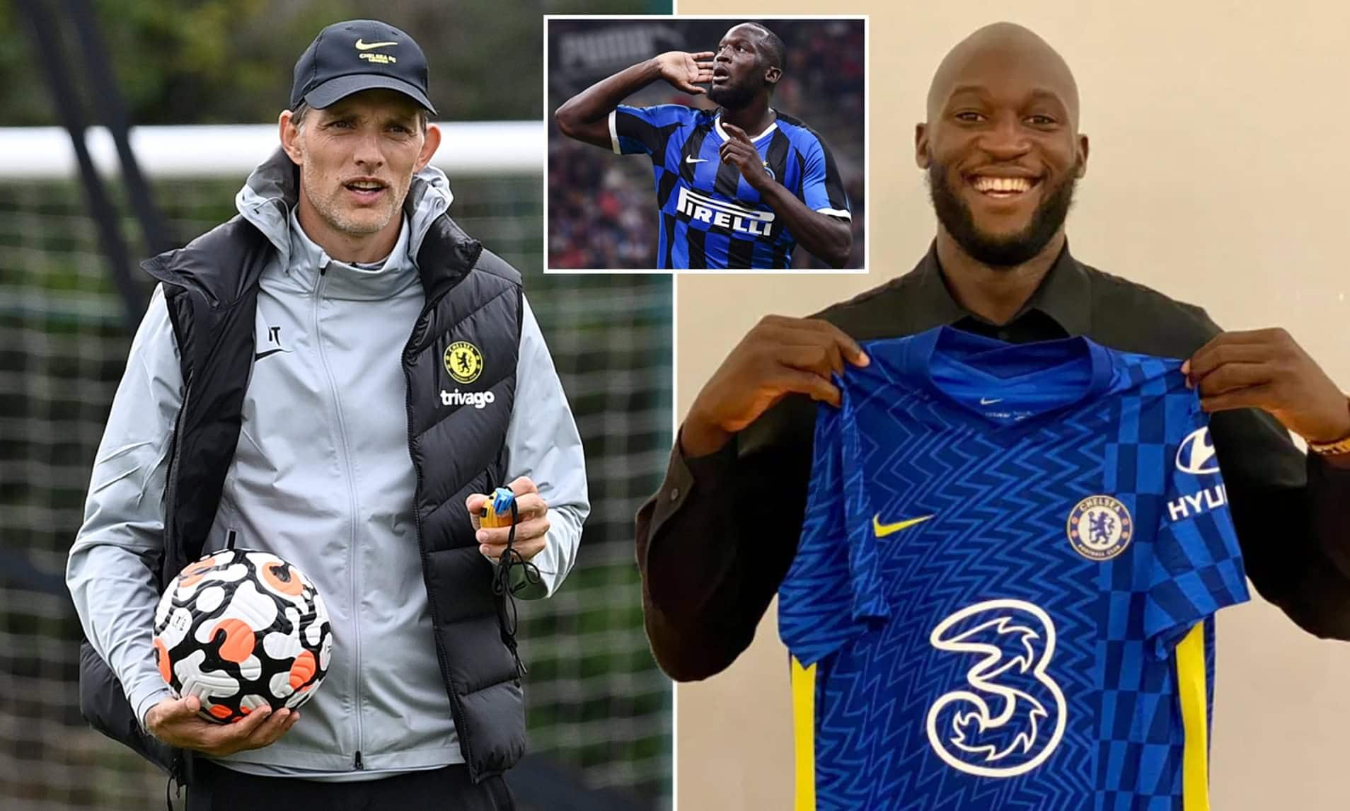 Lukaku's Goals Will Fire Chelsea To The Top -Tuchel