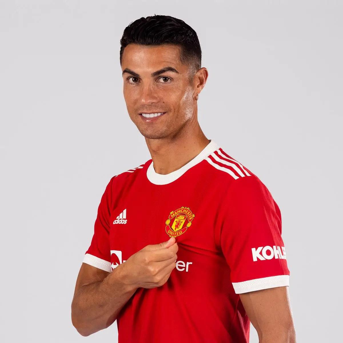 Ronaldo: I Want To Win Major Trophies Again At Man United