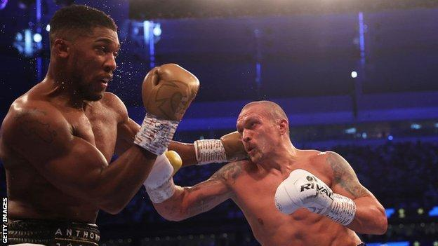 'I've Identified My Mistakes Vs Usyk, Will Make Amends In Rematch', Joshua