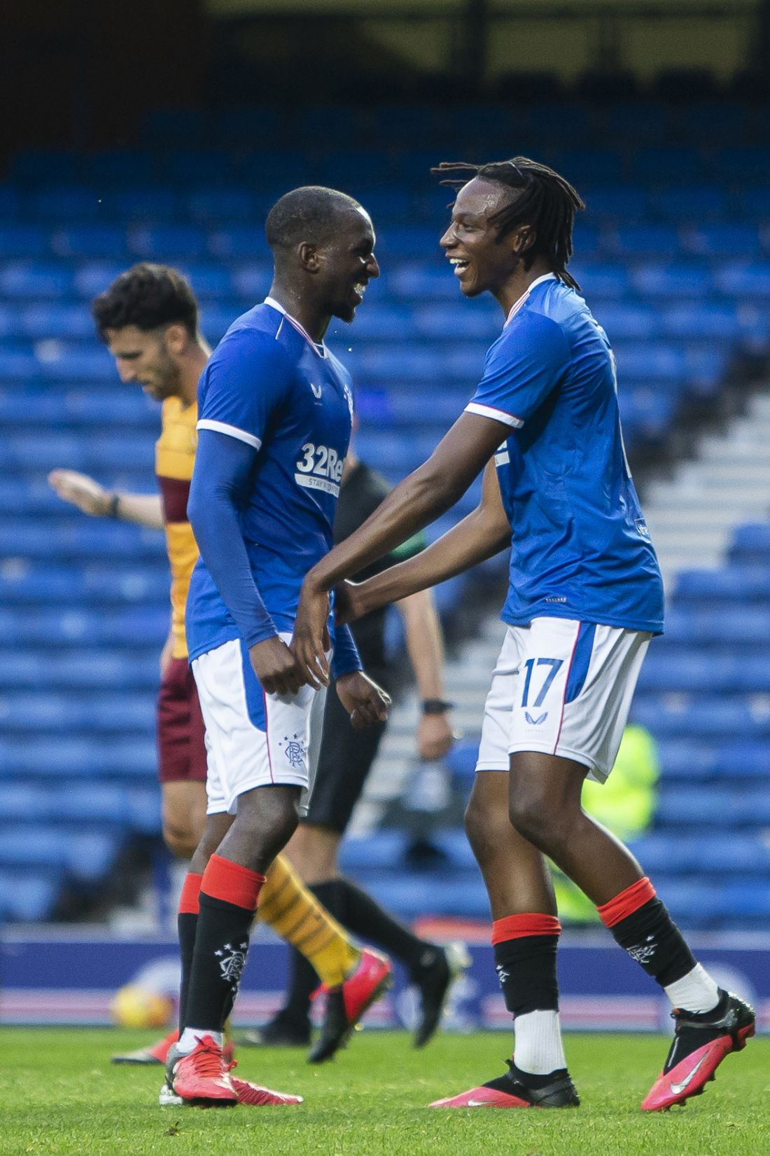 SPFL: Aribo Bags Second Assist Of Season In Rangers' Home Draw