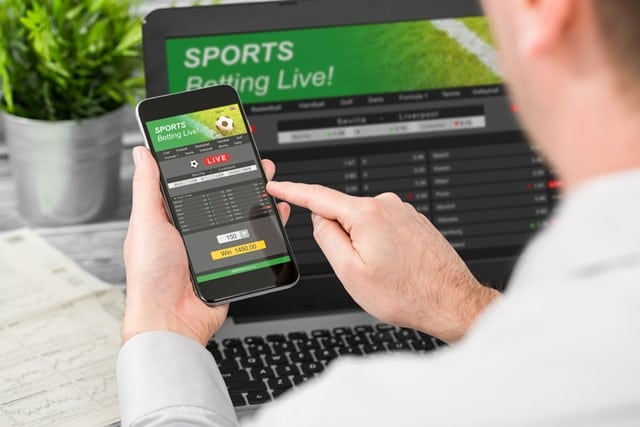Bet On Sports In 2021