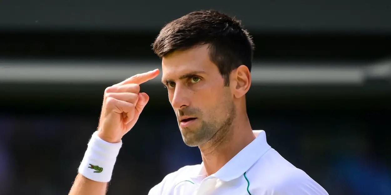 US Open: I'm Focused On Defeating Zverev, Not Grand Slam Record -Djokovic
