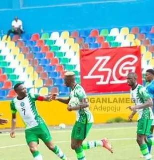 2022 WCQ: Musa Gifts Super Eagles Teammates N5m