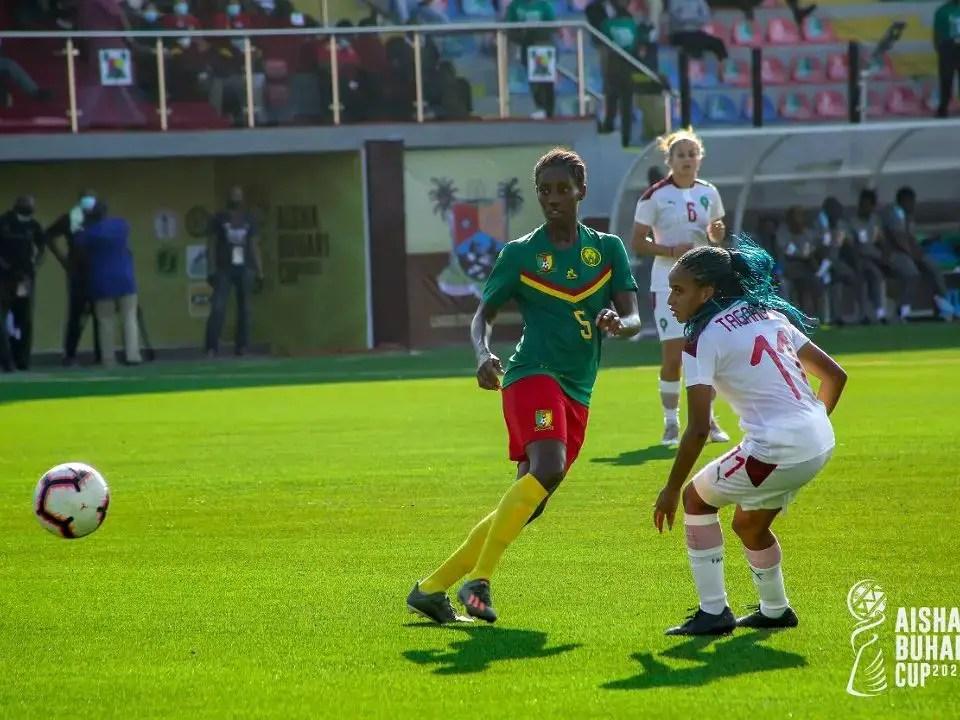 Aisha Buhari Cup: Morocco Kickoff Campaign With Win Over Cameroon