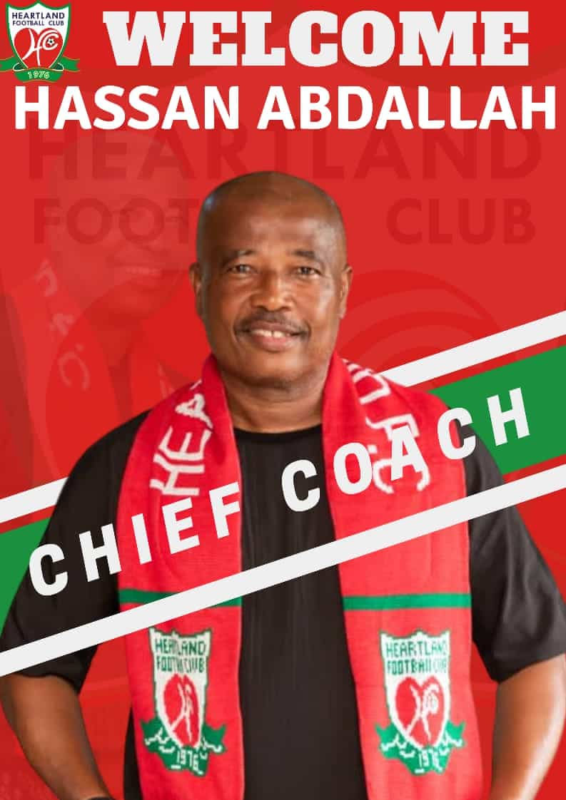 Heartland Appoint  Hassan Abdallah New Head Coach
