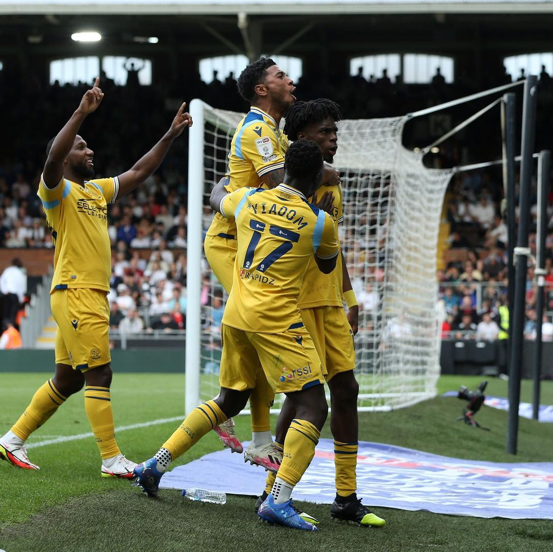 Championship: Ejaria's Brace Seals Win For Reading At Fulham