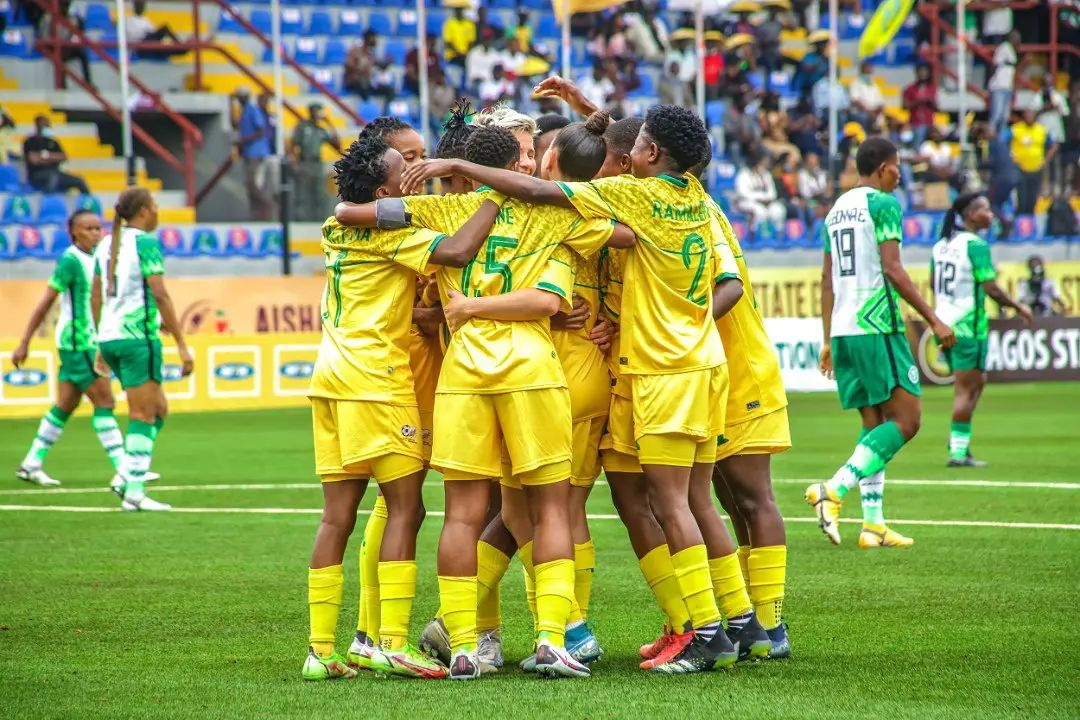 Aisha Buhari Cup: Sports Minister Charges Super Falcons to Learn, Bounce Back from Loss to South Africa