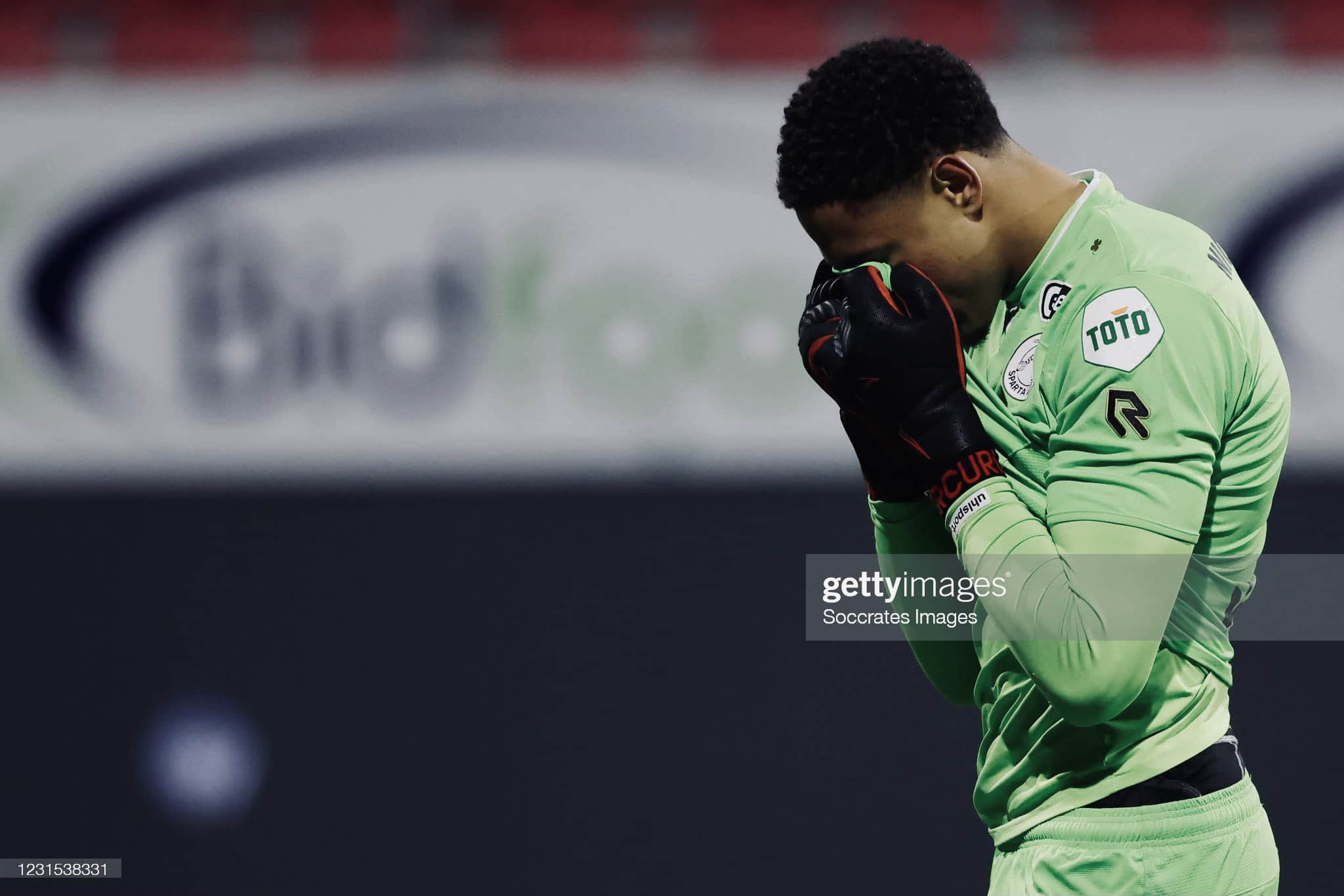 Eredivisie: Okoye Concedes In 7th Consecutive Games As Sparta Rotterdam Lose 4-0 At Home