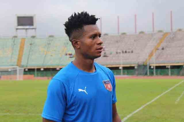 REVEALED: Liberia Star Angrily Leaves Camp After Omission From Starting X1 Vs Super Eagles