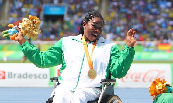 Ugwunwa Wraps Up Nigeria's Tokyo Paralympics Participation With Gold In Javelin