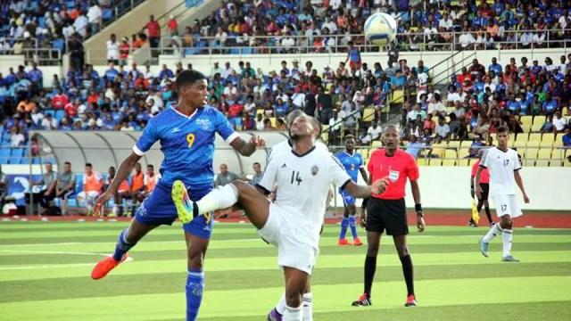 Why I Quit Cape Verde Team Suddenly Before Nigeria Clash' -- Ricardo Gomes