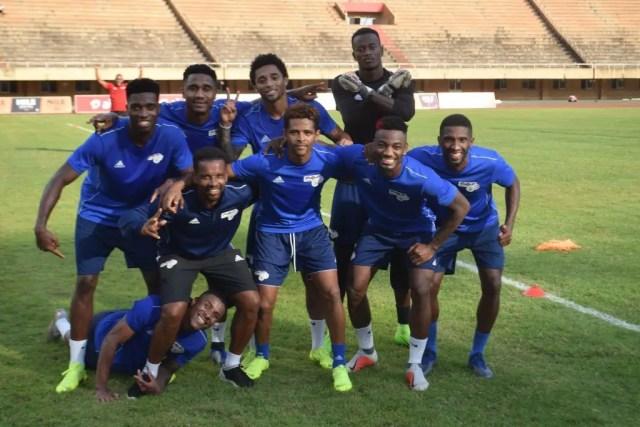 Cape Verde Defender Ponck: We Are Confident Of Victory Against Nigeria