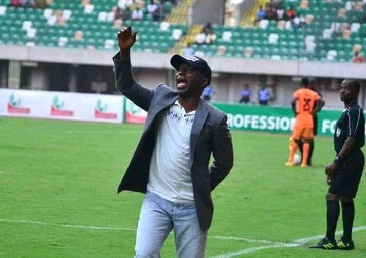 Caleb Esu Joins Enyimba Coaching Staff