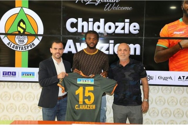 Awaziem Delighted To Join Turkish Club Alanyaspor