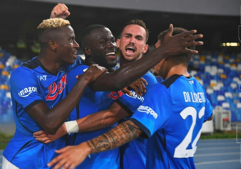 Serie A: Osimhen Returns From Suspension, Helps Napoli Defeat Juventus