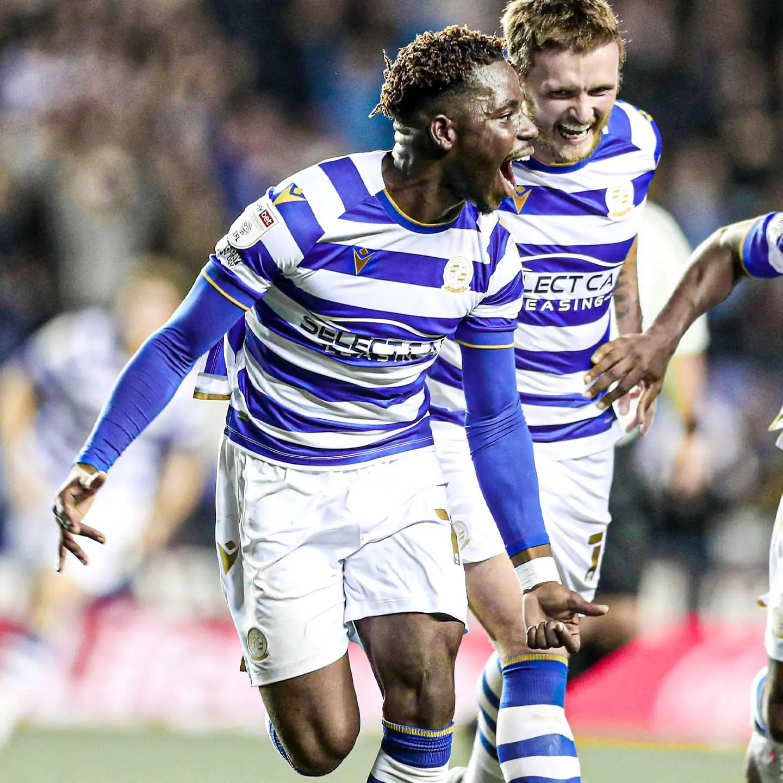 Reading Boss  Talks Up Impressive Dele-Bashiru After Win Vs Peterborough