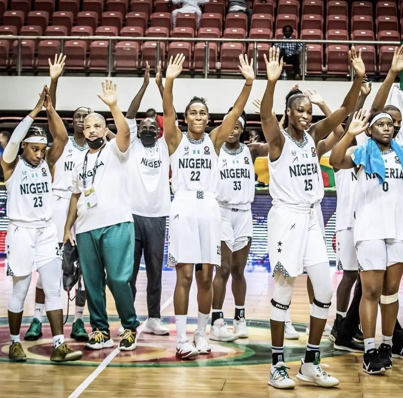 2021 AfroBasket: D'Tigress Defeat Senegal To Qualify For Final