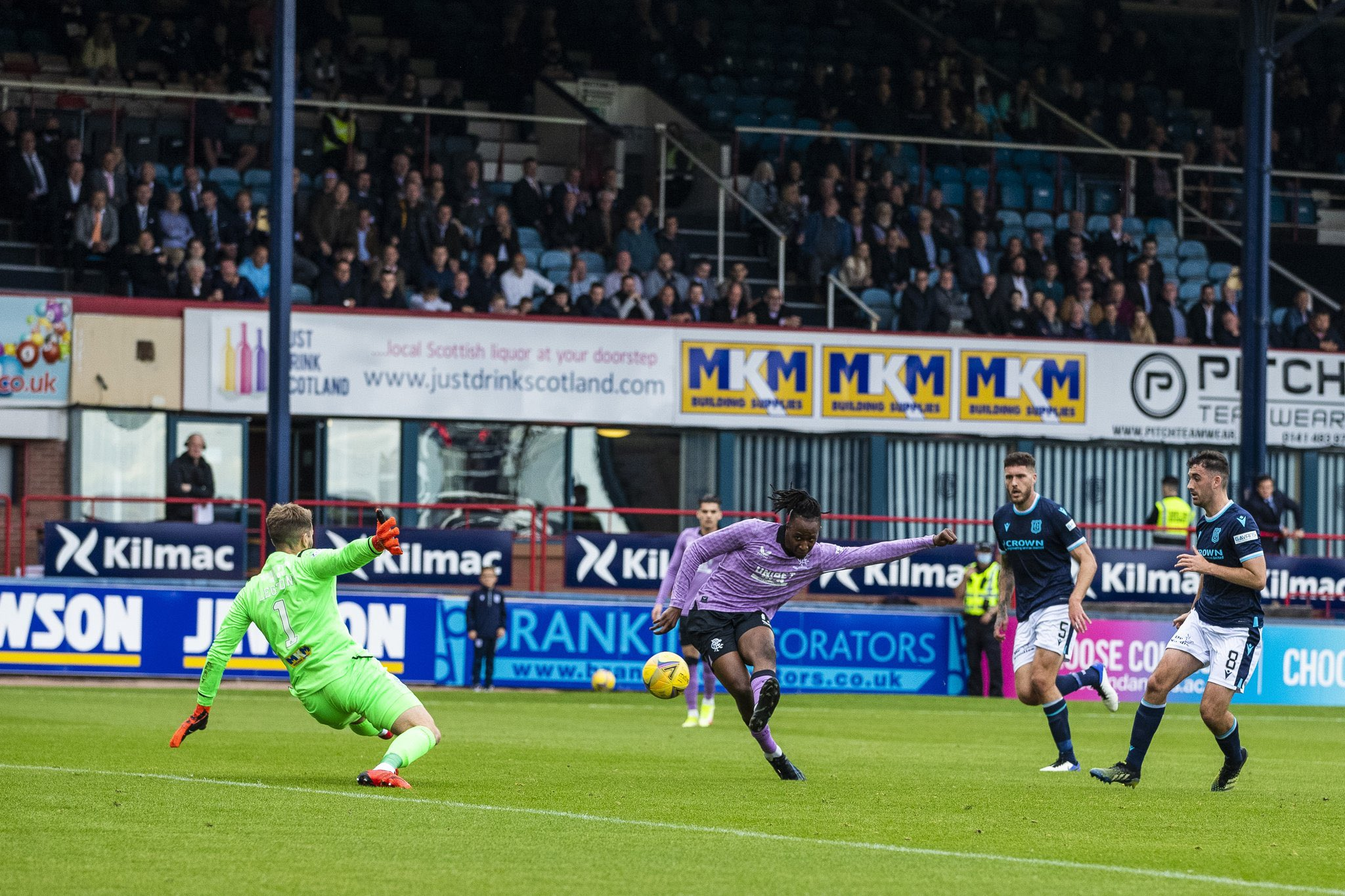 Match-Winner Aribo Hails Rangers Win At Dundee