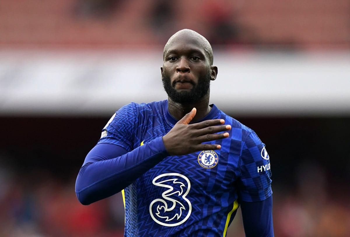 I'm Lucky To Have Joined Chelsea For Third Time -Lukaku