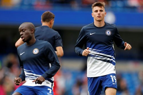 Why Mount Was Substituted In Second Half For Kante -Tuchel