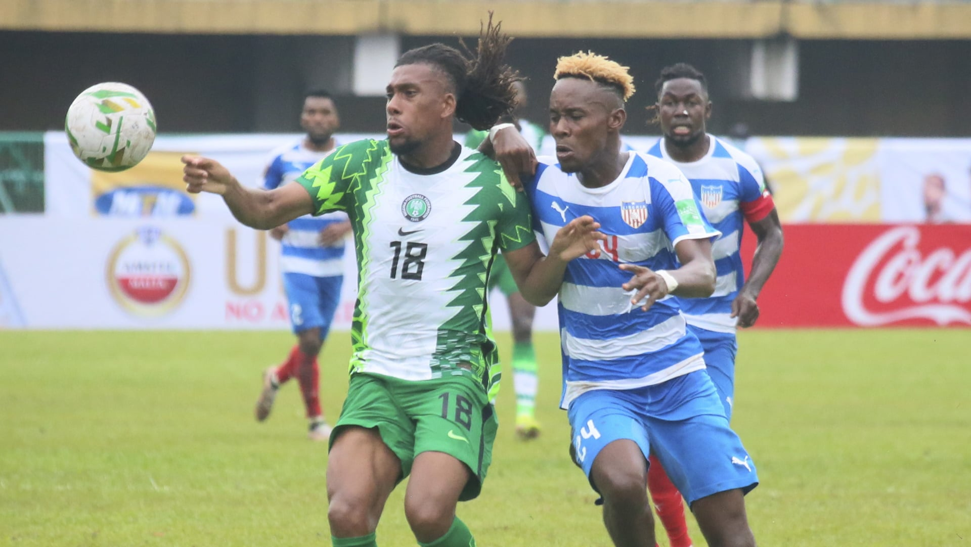 Exclusive: 2022 WCQ: Why Cape Verde May Pose A Threat To Super Eagles -Akpoborie