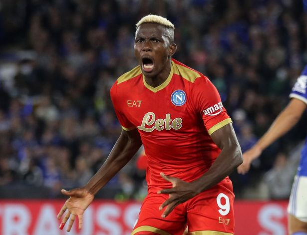 Osimhen Is A Quality Striker, Goal Creator -Incocciati