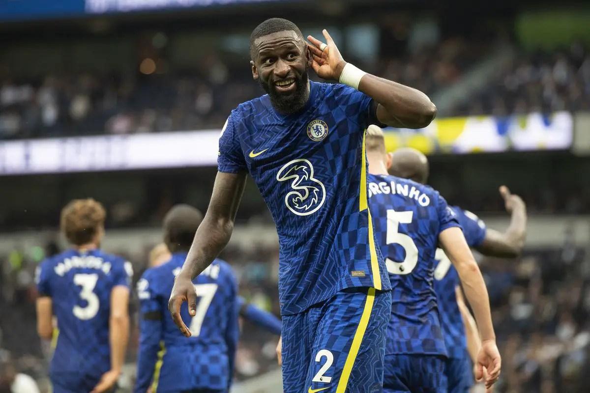 Ferdinand Rates Rudiger As Premier League Best Defender
