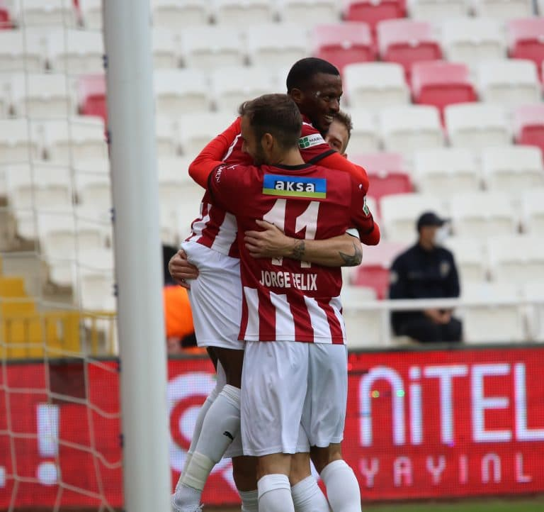 Turkish Super Lig: Kayode Scores As Sivasspor Thrash Musa's Fatih Karagumruk 4-0