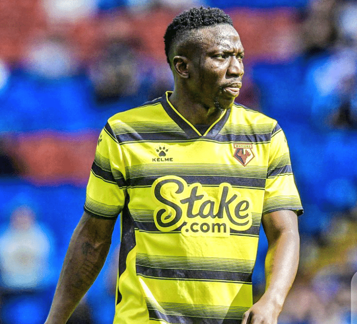 Etebo Set To Miss Rest Of 2021 For Watford Over Injury