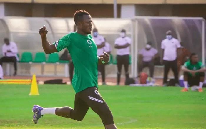 2022 WCQ: I Can't Wait To Make My Super Eagles Debut Against Liberia -Bonke