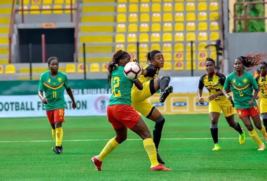 Ghana Pick First Win, Edge Cameroon 2-0 In Aisha Buhari Cup
