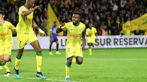 Simon's Goal Not Enough To Save Nantes In Ligue 1