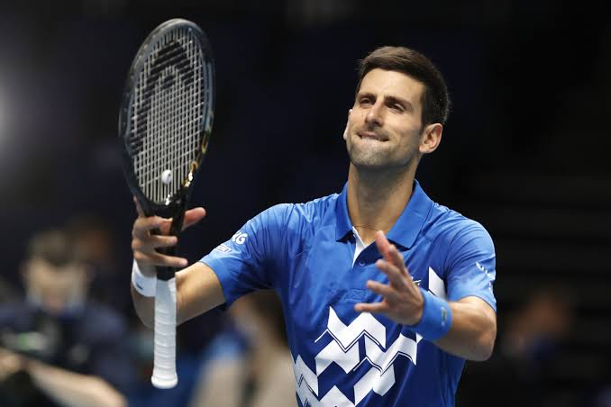Djokovic Storms Into US Open Final, One Victory From Calendar Grand Slam