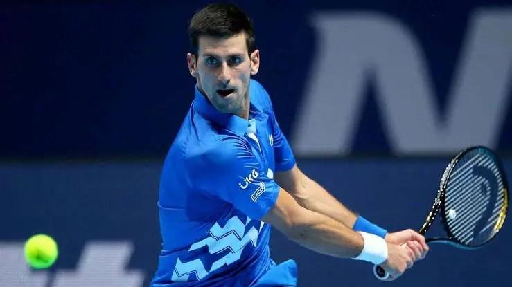 I'll Sacrifice My Heart, Soul To Win US Open Final -Djokovic Vows