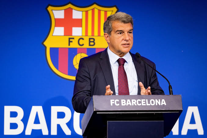 Barcelona Will Be Active During January Transfer Window -Laporta