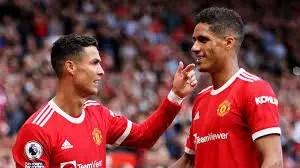 Ronaldo's Winning Mentality Has Changed Man United's Atmosphere -Varane